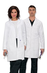 labcoats and jackets